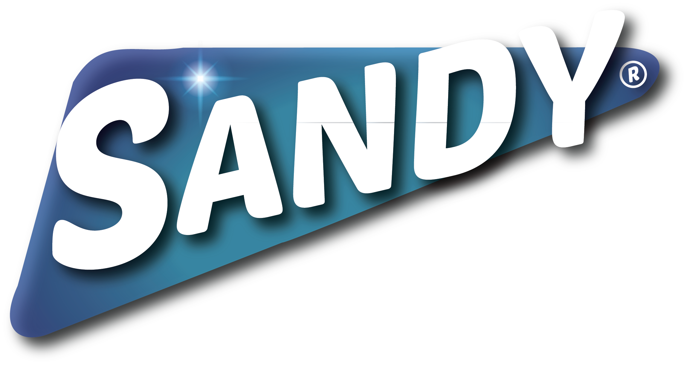 Sandy Logo Outlined